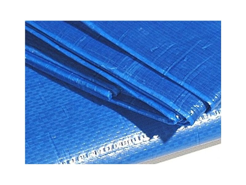 B che piscine 150 g m 4x5m protection multi usages for Bache etanche piscine